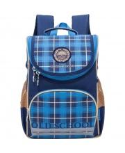 RA-772-5 Рюкзак школьный /2 синий