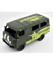 Автобус инерционный УАЗ (Буханка) S+S Toys