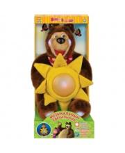 Мишка С Лампой Ночничком 28 см Маша и Медведь