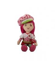 Кукла мягкая Шарлотта Земляничка 25 см