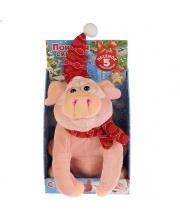 Интерактивная Игрушка Свинка 30 см