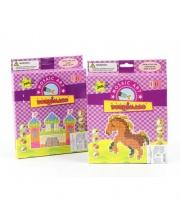 Мозаика Замок Лошадь в ассортименте