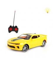 Машина со светом на батарейках