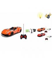 Машина со светом с зарядным устройством