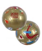 Мяч футбольный Sochi 23см