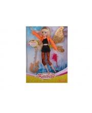 Кукла Фея с крыльями и аксессуарами S+S Toys