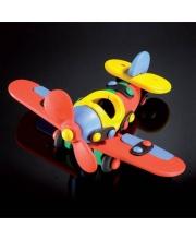 Конструктор Самолетик 57 деталей Mic-o-mic