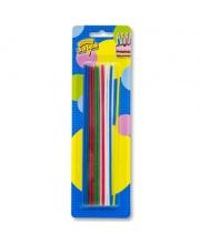 Свечи для торта 17см 24 шт S+S Toys