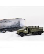 Грузовик военный инерционный S+S Toys