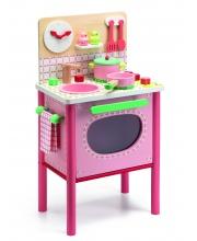 Детская кухня Лила Djeco