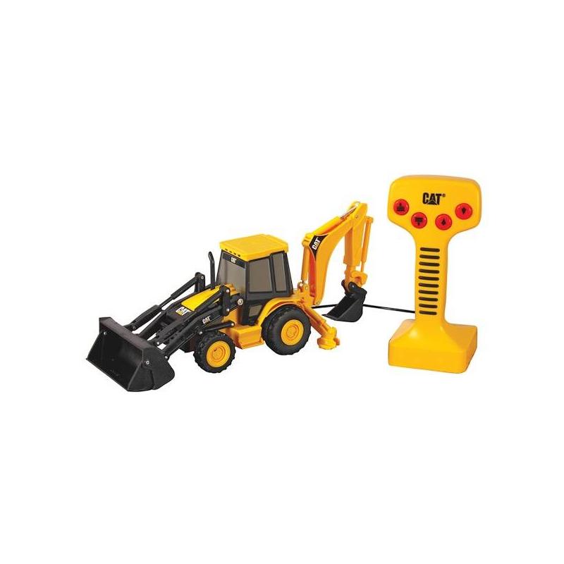 Toystate Бульдозер игрушечные машинки на пульте управления по грязи купить