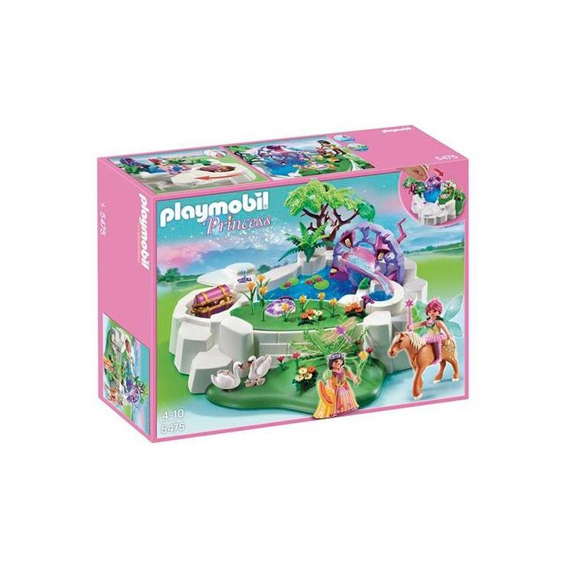 Playmobil Конструктор Замок кристалла. Волшебное озеро