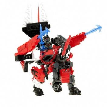 Игрушки, Фигурка-трансформер Танк-Боевой Конь Tenkai Knights 632900, фото