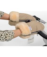 Муфта-рукавички для коляски Double в ассортименте Esspero