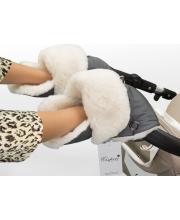 Муфта-рукавички для коляски Christer в ассортименте Esspero