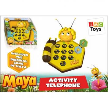 Музыкальный телефон Maya