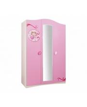 Трехстворчатый шкаф SL Princess