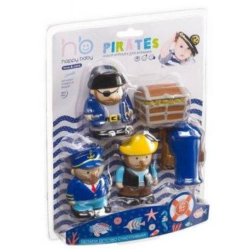 Набор для ванной Пираты