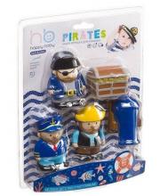 Набор для ванны Пираты Happy Baby
