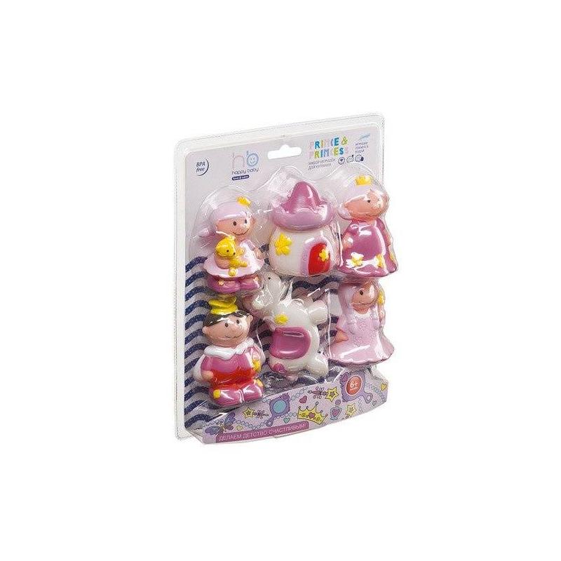Happy Baby Набор для ванны Принц и принцессы