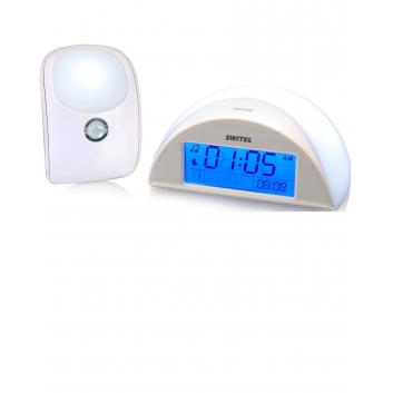 Игрушки, Ночник детский автоматический с функцией радионяни BC110 Switel 628190, фото