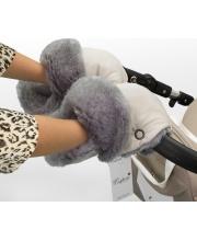 Муфта-рукавички для коляски Christoffer в ассортименте Esspero