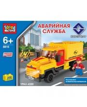 Конструктор Урал Аварийный 208 деталей