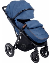 Прогулочная коляска Suburban Compatto Jeans Air Sweet Baby