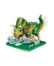 Научный опыт Динозавр на батарейках