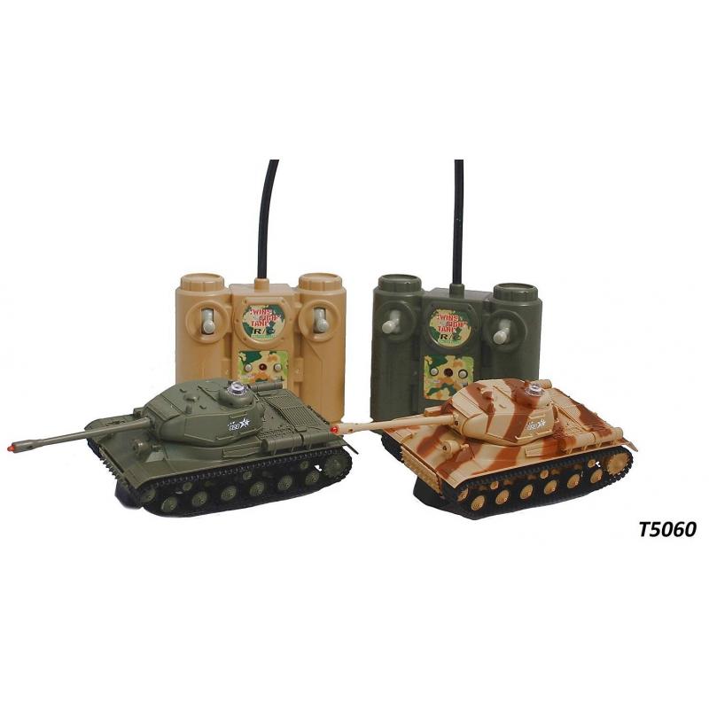 Властелин небес Радиоуправляемый танковый бой