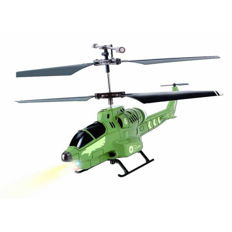 Властелин небес Радиоуправляемый вертолет Боец