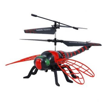 Радиоуправляемый вертолет Dragonfly