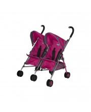 Коляска-трость для двойни кукол Echo Twin Stroller