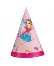 Шапочки карнавальные Фея 6 штук Susy Card