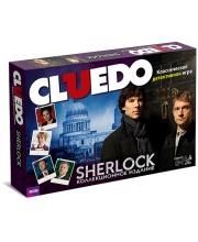 Настольная игра Cluedo Шерлок HASBRO