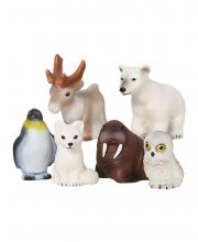 Набор Животные Арктики и Антарктики Весна