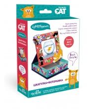 Набор для творчества Шкатулка-фоторамка кот Origami