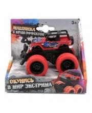 Машина пластиковая с краш-эффектом Funky Toys