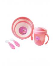 Набор детской посуды в коробке Uviton