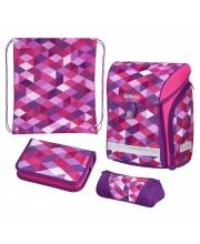 Ранец Pink Cubes