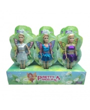 Кукла Феечки кукла 29 см бабочки в ассортименте 1Toy