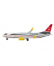 Самолет TUIfly DB ICE B737-800 1:600
