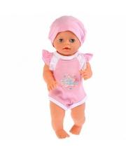 Одежда для кукол 40-42 см розовый боди мамина радость
