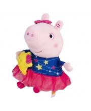 Мягкая игрушка-ночник Свинка Пеппа РОСМЭН