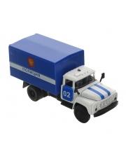 Машина 1:43 ЗИЛ130 Полиция Технопарк