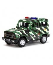 Машина на р/у 1:24 УАЗ HUNTER Военный