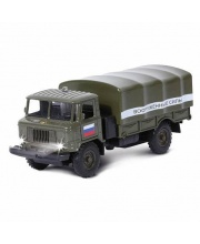 Машина инерционная ГАЗ66 Вооруженные Силы Технопарк