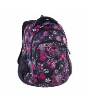 Рюкзак Teens Black Flower Pulse