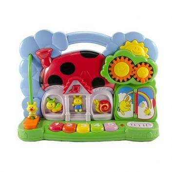 Развивающая игрушка Солнечный город