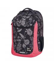 Рюкзак Be.Bag Be.Active Mystic Flowers Herlitz